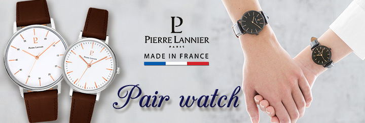 ピエールラニエ レディース メンズ 腕時計 ペア 時計 ペアウォッチ ラッピング プレゼント ラッピング無料 お祝い Yahoo店 送料無料 刻印