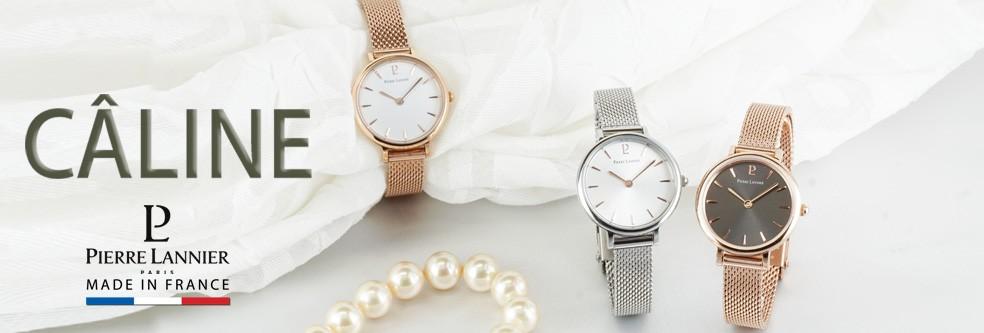 ピエールラニエ レディース メンズ 腕時計 ウオッチ 小ぶり 小さめ カリーヌ 丸型 ラッピング プレゼント ラッピング無料 お祝い Yahoo店 送料無料 刻印