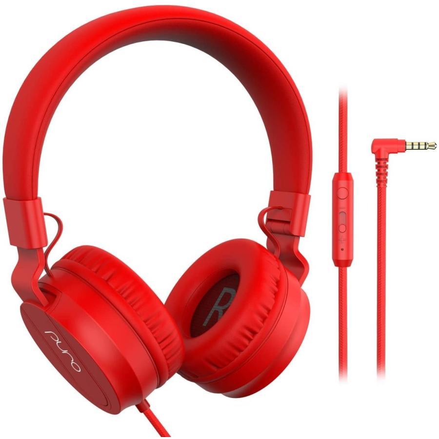 公式  PuroBasic 85dB音量制限機能搭載ヘッドホン 子供用 有線タイプ Puro Sound Labs|plu|18