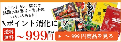 500円ポッキリ