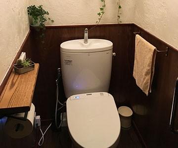 ペーパーホルダー アイアン トイレ