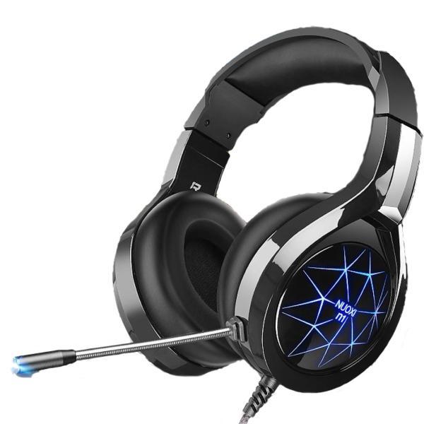 ゲーミングヘッドセット PS4 ヘッドセット ゲーム ヘッドホン マイク付き 高音質 有線 スイッチ SWITCH フォートナイト Apex BO4 FPS LED PC  送料無料|plusentrysoreyhs|23