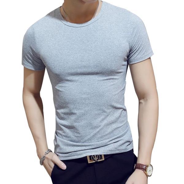 ドライ 速乾 無地 tシャツ メンズ 半袖 おしゃれ タイト フィット シャツ|pomodoro82|13