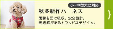 2017秋冬新作ハーネス