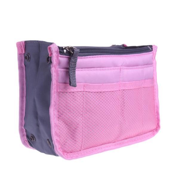 バッグインバッグ リュック 小さめ おしゃれ 軽い 薄型 持ち運び便利|popularshop|16