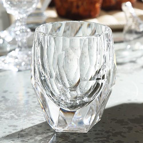 イタリアフィレンツェ マリオルカジウスティのアクリルグラス クリスタルな輝きと深い透明感 鮮やかな発色 割れない テーブルウェア アウトドアでも