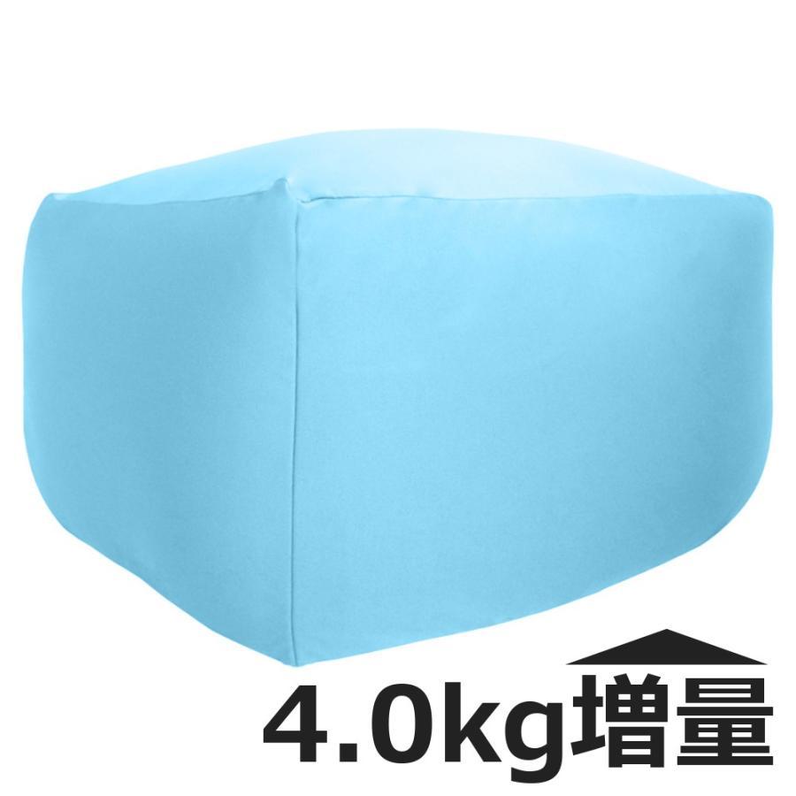 ビーズクッション キューブ ボリュームタイプ 9色 マイクロビーズ 日本充填 くせになる ビーズソファ カバーのみ丸洗い可|poruchan0820|20