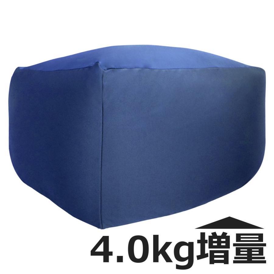 ビーズクッション キューブ ボリュームタイプ 9色 マイクロビーズ 日本充填 くせになる ビーズソファ カバーのみ丸洗い可|poruchan0820|16