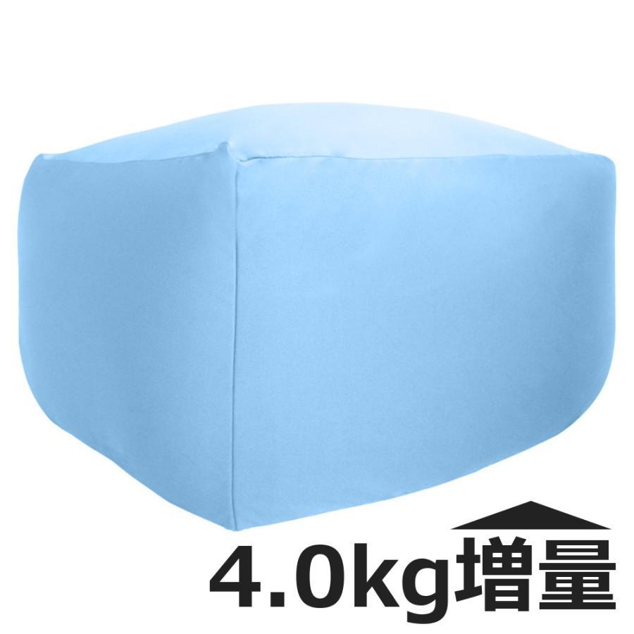 ビーズクッション キューブ ボリュームタイプ 9色 マイクロビーズ 日本充填 くせになる ビーズソファ カバーのみ丸洗い可|poruchan0820|19
