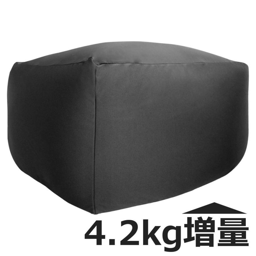 ビーズクッション キューブ ボリュームタイプ エクストラ 9色 マイクロビーズ 日本充填 くせになる ビーズソファ カバーのみ丸洗い可|poruchan0820|15