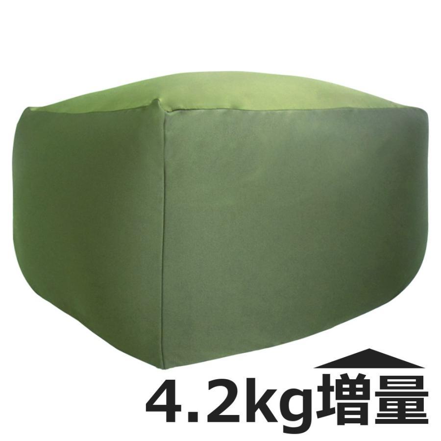 ビーズクッション キューブ ボリュームタイプ エクストラ 9色 マイクロビーズ 日本充填 くせになる ビーズソファ カバーのみ丸洗い可|poruchan0820|17