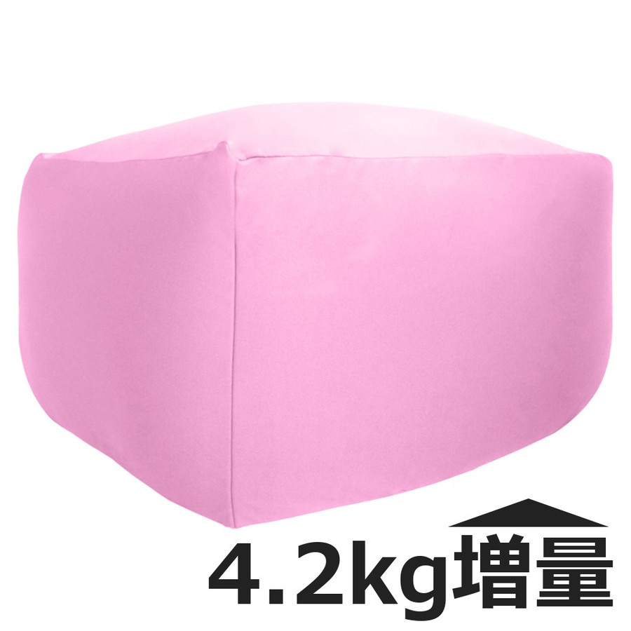 ビーズクッション キューブ ボリュームタイプ エクストラ 9色 マイクロビーズ 日本充填 くせになる ビーズソファ カバーのみ丸洗い可|poruchan0820|21