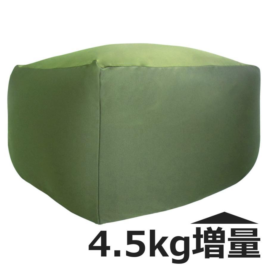 ビーズクッション キューブ スーパー ボリュームタイプ 9色 マイクロビーズ 日本充填 くせになる ビーズソファ カバーのみ丸洗い可|poruchan0820|17