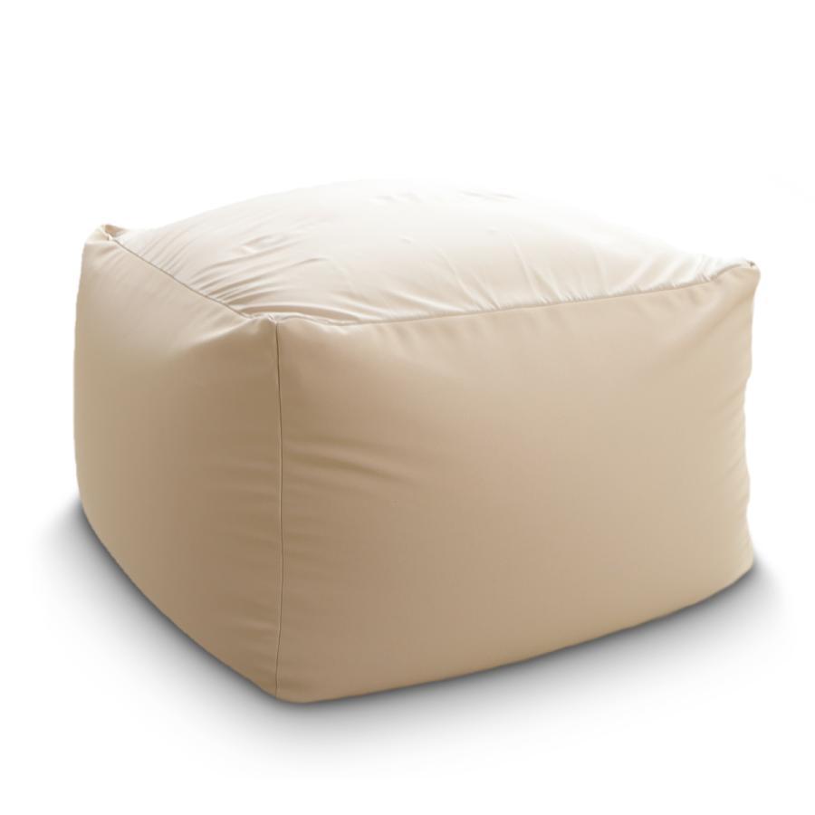 特大 ビーズクッション 北欧 ビーズソファ Cube XL スカンジナビア風 北欧風 座布団 四角型 洗えるカバー|poruchan0820|17