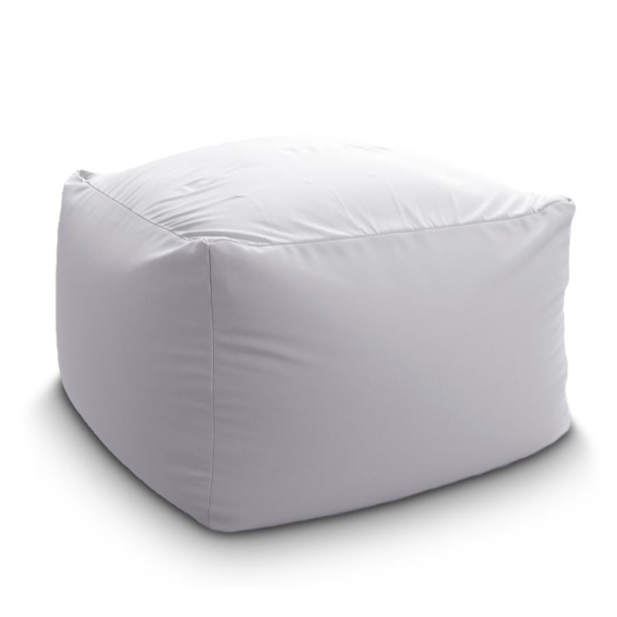 特大 ビーズクッション 北欧 ビーズソファ Cube XL スカンジナビア風 北欧風 座布団 四角型 洗えるカバー|poruchan0820|20