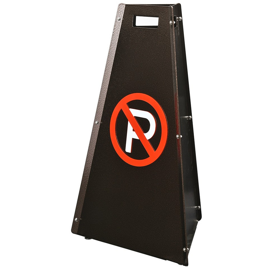 駐車禁止 看板 おしゃれ 駐車場 駐禁 パーキング ラグジーコーン No.1|post-sign-leon|13