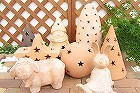 ガーデニング 園芸用品,植木鉢 おしゃれ 陶器 素焼き,プランター,睡蓮鉢