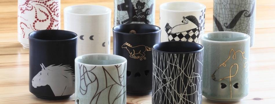 Pottery Zoumaru