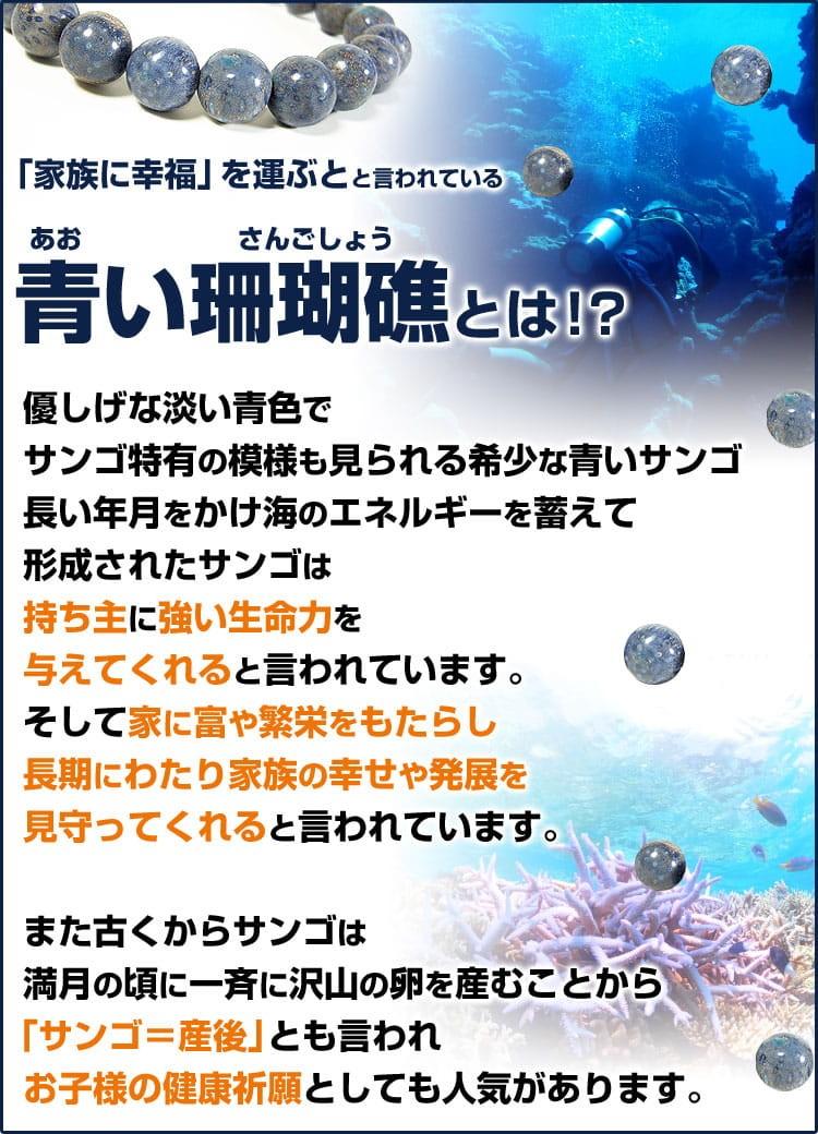 青い珊瑚礁とは