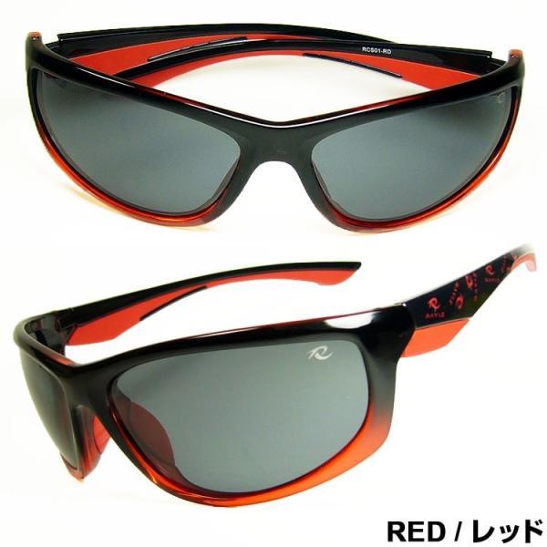 1万6,280円→75%OFF  RAYIZ レイズ クリスタルシャドウ 偏光サングラス 全14色 日本のTOP級ブランド|power-house-again|20