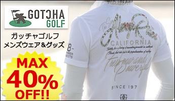 ガッチャゴルフ ゴルフウェア