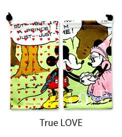 True LOVE ミッキーマウス ミニーマウス ディズニー