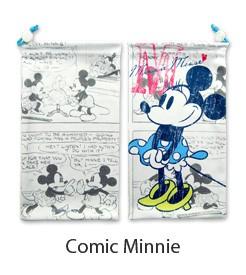Comic Minnie ミニーマウス ディズニー