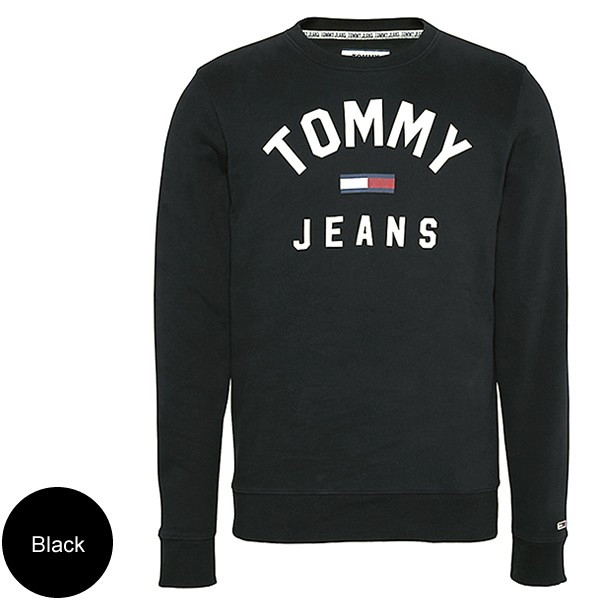 TOMMY JEANS トミー ジーンズ  メンズ スウェット トレーナー ESSENTIAL FLAG CREW  DM0DM07024 TOMMY HILFIGER pre-ma 12