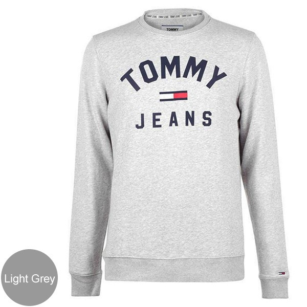TOMMY JEANS トミー ジーンズ  メンズ スウェット トレーナー ESSENTIAL FLAG CREW  DM0DM07024 TOMMY HILFIGER pre-ma 13