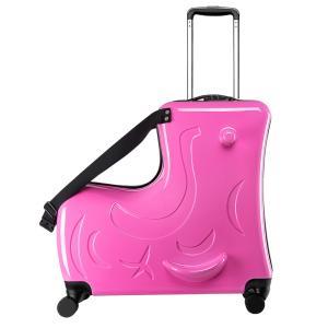 スーツケース mサイズ 子どもが乗れる キャリーバッグ 子供用 かわいい キャリーケース 子供キャリー 軽量 大容量 旅行かばん 夏休み お盆 帰省 海外 国内|premium-interior|23