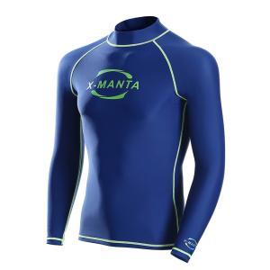 水着 フィットネス水着 メンズ 3点セット セパレート ラッシュガード UVカット スポーツウェア 大きいサイズ 長袖 半袖 水陸両用 即ジムOK トレンカ|premium-interior|26