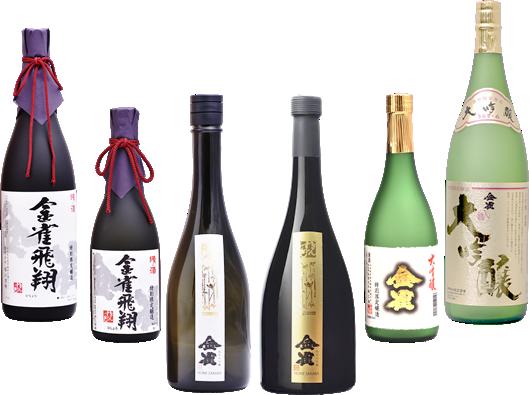 山口県堀江酒造金雀