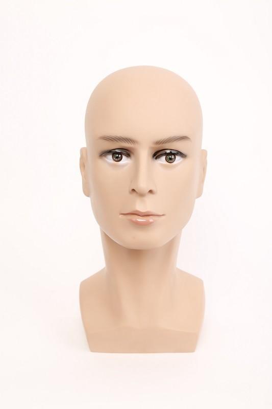 マネキンヘッド ヘッドマネキン リアル ヘッド マネキン 頭部 モデル ...