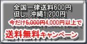 4000円以上で送料無料