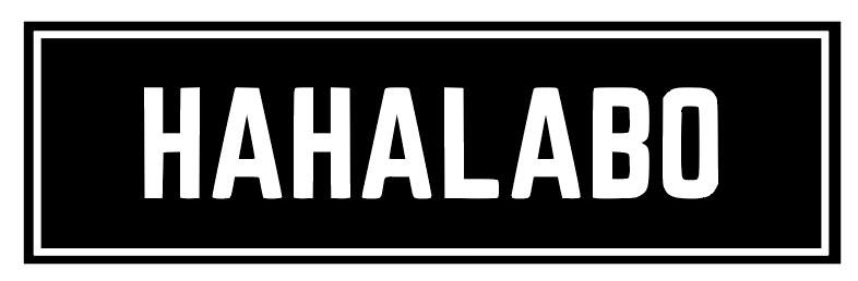 HAHALABO ロゴ