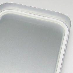 【日本製】アルミ弁当箱・深型L