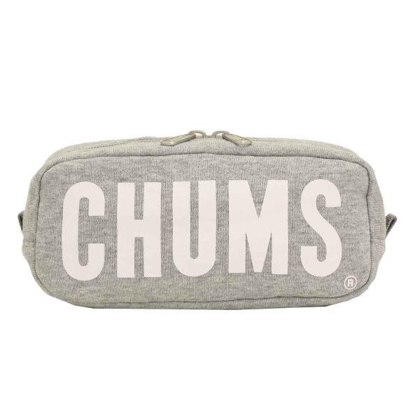 ポーチ チャムス CHUMS 小物入れ ペンポーチ ペンケース メイクポーチ 化粧ポーチ レディース ブランド Boat Logo pouch Sweat|pro-shop|11