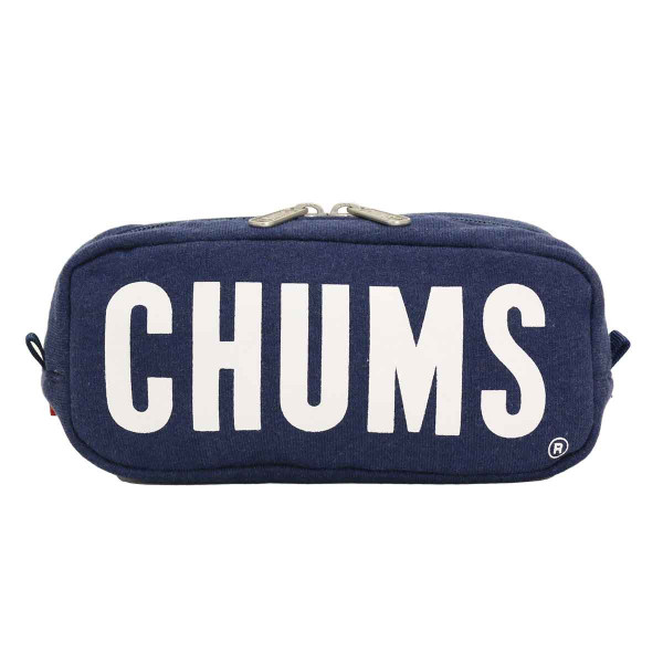 ポーチ チャムス CHUMS 小物入れ ペンポーチ ペンケース メイクポーチ 化粧ポーチ レディース ブランド Boat Logo pouch Sweat|pro-shop|12