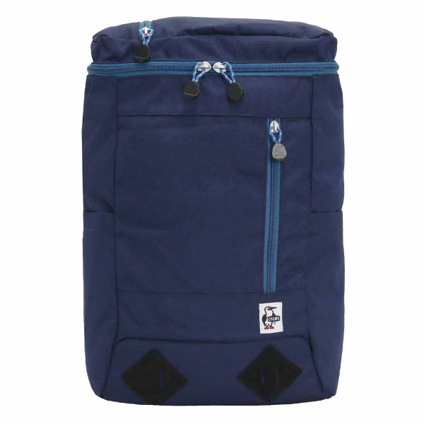 リュック CHUMS チャムス リュックサック デイパック バックパック スクエアリュックサック メンズ レディース ブランド 正規品 Eco Flat Top Box|pro-shop|15
