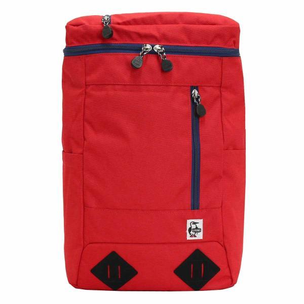 リュック CHUMS チャムス リュックサック デイパック バックパック スクエアリュックサック メンズ レディース ブランド 正規品 Eco Flat Top Box|pro-shop|16