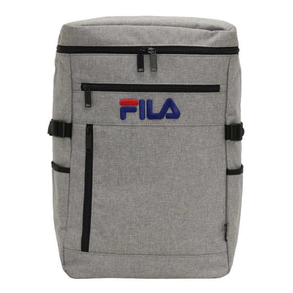 b1ce589d0015 リュックサック FILA フィラ リュック スクエアリュック バックパック デイパック スクールバッグ メンズ レディース 男女兼用