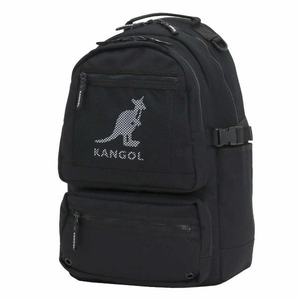 リュック カンゴール KANGOL リュックサック デイパック バックパック バッグ メンズ レディース 男女兼用 ブランド サイドファスナー サイドポケット セール|pro-shop|15