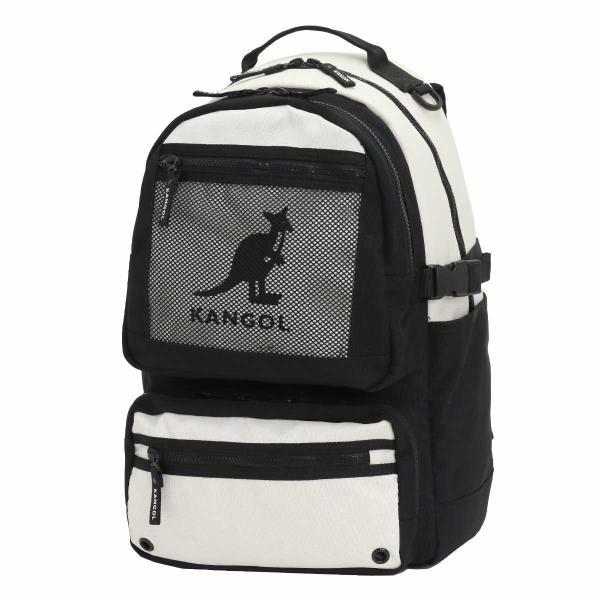 リュック カンゴール KANGOL リュックサック デイパック バックパック バッグ メンズ レディース 男女兼用 ブランド サイドファスナー サイドポケット セール|pro-shop|17