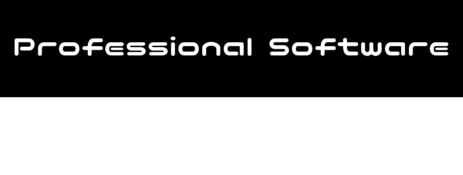 Professional-Software