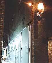 原宿実店舗入口