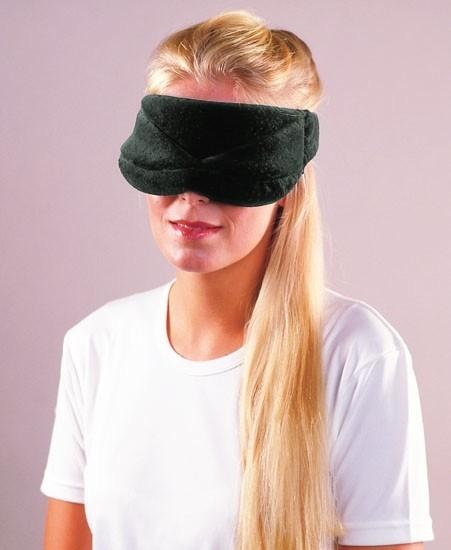 軽くて肌触りも優しいからゆっくり眠れるアイマスク