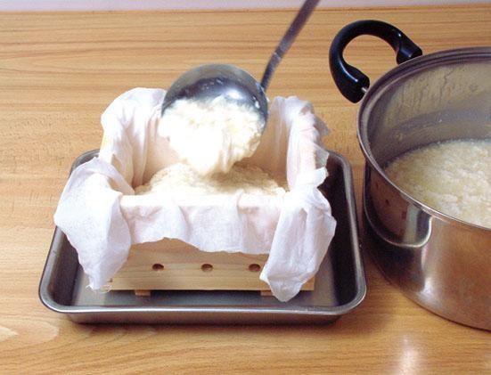 手作り豆腐キット※使用イメージ画像