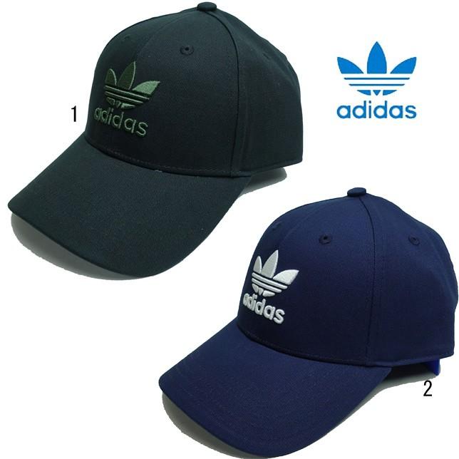 アディダス オリジナルス トレフォイル キャップ FUC24 adidas Originals TREFOIL CLASSIC BASEBALL CAP メンズ 帽子