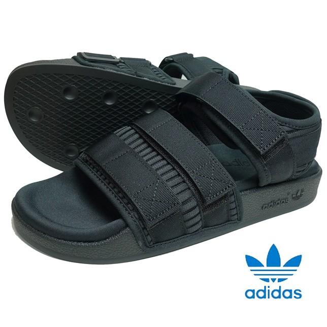 adidas アディダス オリジナルス アディレッタ 2.0 ADILETTE サンダル ブラック スポーツサンダル CG6623