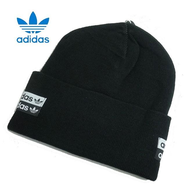 adidas アディダス オリジナルス CUFF KNIT CAP ニットキャップ GDS04 帽子 ニット帽